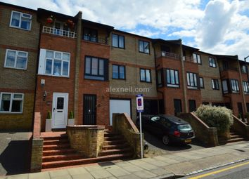 Thumbnail 4 bed town house for sale in Saunders Ness Road, London