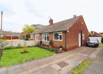 Thumbnail 2 bed semi-detached bungalow for sale in Moss Lane, Wardley, Swinton