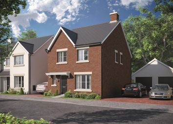 Thumbnail 4 bed detached house for sale in Woodcote, Tyndale Reach, Wickwar