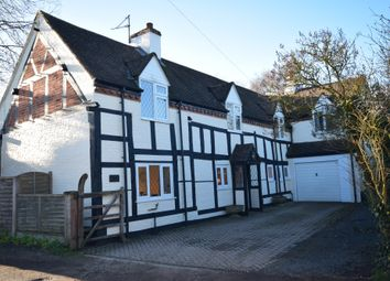 Thumbnail 4 bed cottage for sale in Cross End, Prees, Whitchurch