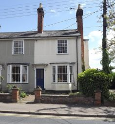 Thumbnail 2 bed semi-detached house to rent in London Road, Braintree