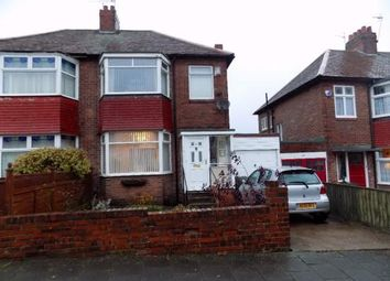 Thumbnail 3 bed semi-detached house for sale in Ovington Grove, Newcastle Upon Tyne