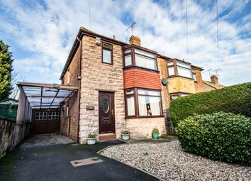Thumbnail 3 bed semi-detached house for sale in Whiteways Road, Sheffield