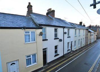 Thumbnail 2 bed terraced house for sale in North Street, Okehampton, Devon