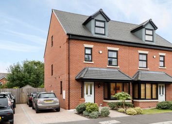 Thumbnail 4 bed semi-detached house for sale in Coppenhall Way, Sandbach, Cheshire East