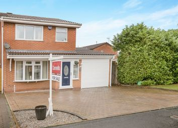 Thumbnail 3 bedroom detached house for sale in Abbeyfield Road, Moseley Parklands, Wolverhampton