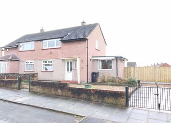 Thumbnail 2 bed semi-detached house to rent in Glendale Rise, Carlisle