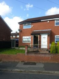 Thumbnail 3 bed semi-detached house to rent in Barry Crescent, Worsley, Manchester