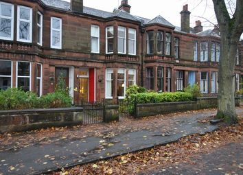 Thumbnail 4 bed terraced house to rent in Rowallan Gardens, Broomhill, Glasgow, Lanarkshire