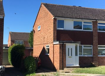 Thumbnail 3 bed semi-detached house to rent in Bedford Close, Pershore