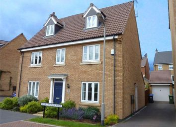 Thumbnail 5 bed detached house to rent in Two Pike Leys, Coton Meadows, Rugby, Warwickshire