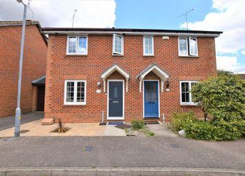 Roman Close, Heybridge, Maldon CM9. 3 bed semi-detached house