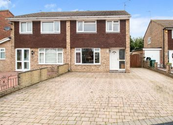 Thumbnail Semi-detached house for sale in Rowland Way, Aylesbury