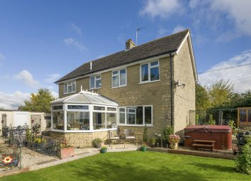 Thumbnail 4 bed detached house for sale in Orchard Lane, Upper Heyford, Bicester