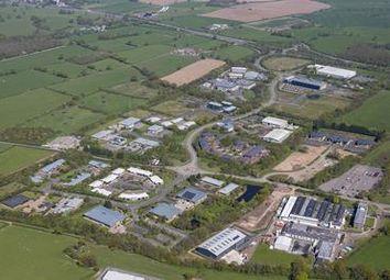 Thumbnail Land for sale in Development Plots, St. Asaph Business Park, Denbighshire