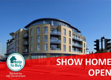 Thumbnail 1 bed flat for sale in Apartment 7, 1 Lennox Road, Worthing, West Sussex