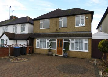 Thumbnail 3 bed detached house for sale in Brocket Road, Welwyn Garden City