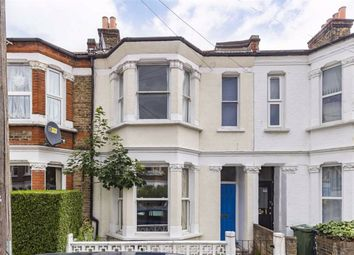 Thumbnail 3 bed flat for sale in Hubert Grove, London