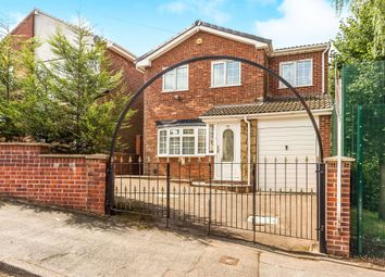 Thumbnail 4 bed detached house for sale in Peel Street, Dudley