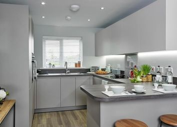 Thumbnail 2 bedroom flat for sale in The Zinnia Apartments At Springhead Park, Wingfield Bank, Northfleet, Gravesend, Kent