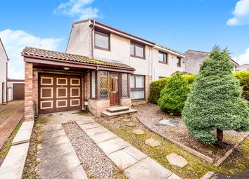 Thumbnail 3 bed semi-detached house for sale in Glendevon Place, Kirkcaldy, Fife