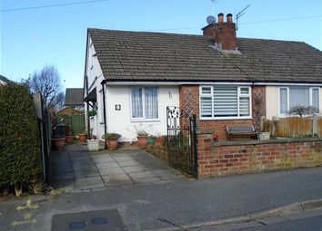 Thumbnail 3 bed bungalow for sale in Basil Street, Preston