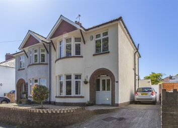 Thumbnail 3 bed semi-detached house for sale in Ely Road, Llandaff, Cardiff