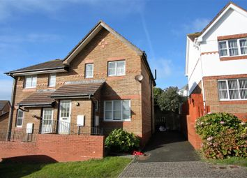 Thumbnail 3 bed semi-detached house to rent in Penmere Drive, Newquay