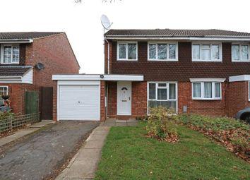 Thumbnail 3 bed semi-detached house for sale in Kents Road, Stantonbury, Milton Keynes