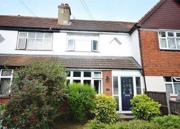 Thumbnail 3 bed terraced house for sale in Austin Villas, Woodside Road, Garston, Hertfordshire