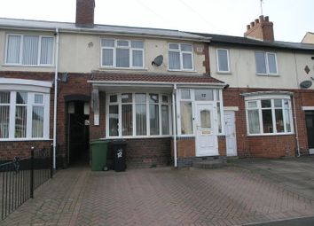 Thumbnail 4 bedroom terraced house for sale in Fairfield Road, Hurst Green, Halesowen