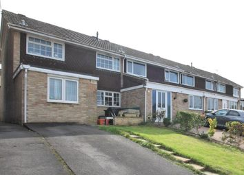 Thumbnail 5 bedroom end terrace house for sale in Bute Close, Highworth