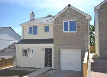 Thumbnail 4 bed detached house for sale in Glendorgal Park, Drakewalls, Gunnislake, Cornwall