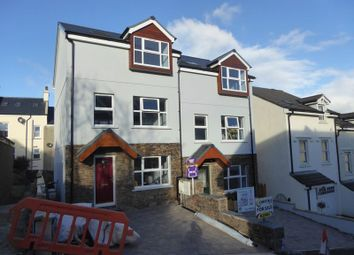 Thumbnail 3 bed semi-detached house for sale in New House 1, Gellings Avenue, Port St Mary