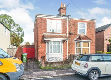 Thumbnail 3 bed semi-detached house for sale in South Road, Southampton