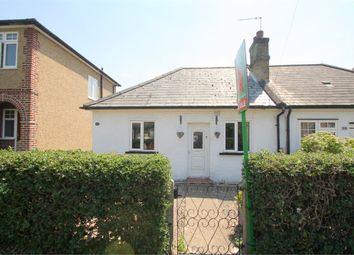 Thumbnail 2 bed semi-detached bungalow for sale in Bond Street, Englefield Green, Egham, Surrey
