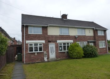 Thumbnail 2 bed terraced house for sale in Romford Road, Stockton-On-Tees