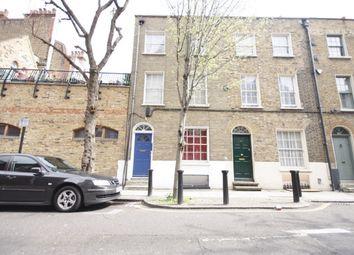 Thumbnail 1 bed flat to rent in Parfett Street, Whitechapel