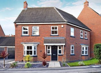 Thumbnail 4 bed detached house to rent in Blenkinsop Way, New Forest Village, Leeds