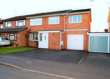 Thumbnail 4 bed semi-detached house for sale in Ford Road, Newport