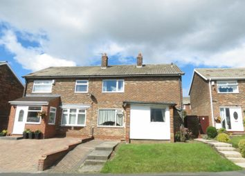 Thumbnail 3 bed semi-detached house for sale in Cambridge Road, Peterlee