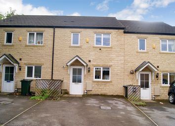 Thumbnail 3 bed town house for sale in Illingworth Close, Keighley, West Yorkshire