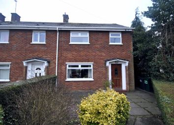 Thumbnail 3 bed town house for sale in Newhall Road, Upton, Chester