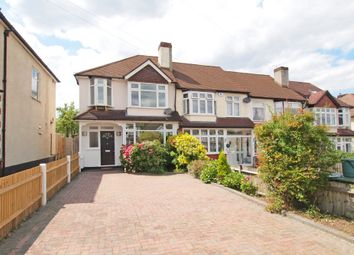 Thumbnail 3 bed end terrace house to rent in Ardrossan Gardens, Worcester Park