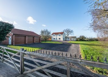 Thumbnail Detached house for sale in Clay Lane, Hepworth, Diss