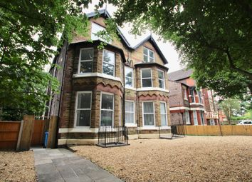 Thumbnail 1 bed flat for sale in Sandringham Drive, Liverpool