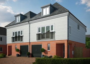 "Thumbnail 4 bed semi-detached house for sale in ""The Athlone"" at Avery Hill Road, London"