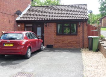 Thumbnail 1 bed semi-detached bungalow to rent in Townhill Farm District Centre, Wessex Road, West End, Southampton