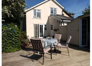 Thumbnail 4 bed semi-detached house for sale in Salcombe Regis, Sidmouth