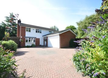 Thumbnail 4 bed detached house for sale in School Lane, Newton, Preston, Lancashire